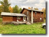 35 acres Off-Grid Cabin in Fort Ann NY