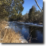 54 acres on Trout Brook by  State Land