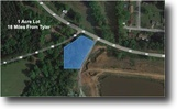 1 Acre Unrestricted Wooded Lot!