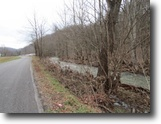 Tennessee Hunting Land 83 Acres 82.90 Ac w/Gushing Creek, Views, Woods