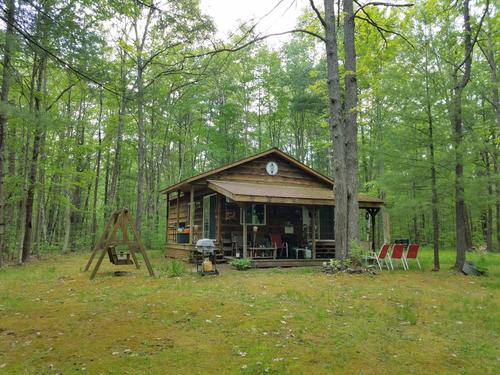 house & land cabin in addison ny property