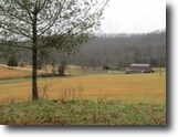 Tennessee Farm Land 80 Acres 80ac,3 ponds,Spring,Barns & Old Home