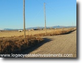 Great corner lot of 4 acres in McIntosh, N