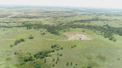 house & auction land minerals property byron oklahoma