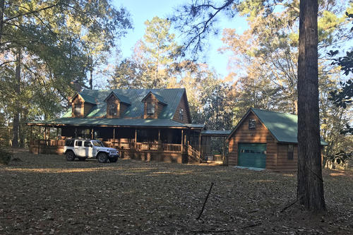 rose hill cattle ranch property mississippi