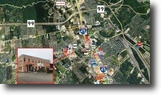 Texas Farm Land 1 Acres High Visibility/Traffic, 23,000 SF Bldg