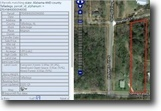 Alabama Land 1 Acres 4 Lots in 1 Parcel For Sale!!