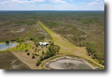 Florida Farm Land 21 Acres The Popenhager Camp at Big Cypress Nationa