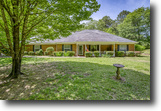 Brick ranch on 2+ acres in Oxford