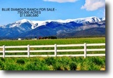 Blue Diamond Ranch, Ely, NV 750,000 acres