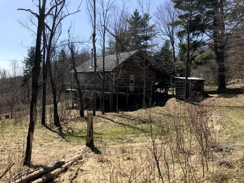 land cabin edwards ny campbell road property