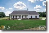New construction on 4+ acres
