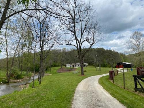 house & hunters land cabin rowan co ky property