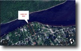 Newfoundland and Labrador Waterfront 31 Square Feet Waterfront Land on the Humber River, NL