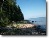 Michigan Land 16 Acres Lake Superior Frontage! 1121047