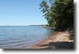 Michigan Land 1 Acres Pine Beach Sunsets 1121048