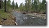 40 acre California Mining Claim with Creek