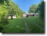 Kentucky Ranch Land 119 Acres 119ac Elliott Co.KY House,gar,barn$279,900