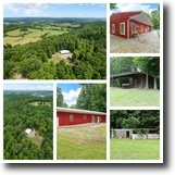 Tennessee Farm Land 30 Acres 30 Ac W/ Hm Way Off Rd On Top – Views-Pond