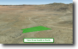 11.69 acres in Mohave County, Arizona