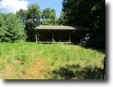 Tennessee Farm Land 237 Acres 236.92 Ac W/ Cabin, Creeks, Totally Wooded