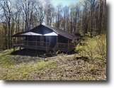 New York Hunting Land 38 Acres Two Camps - Borders Lincklaen State Forest