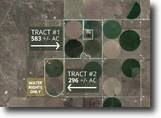 Oklahoma Farm Land 879 Acres Online Auction Irrigated Cropland in OK