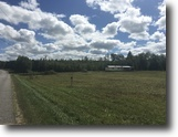 82 Acres Hunting Land With Camp Dickinson