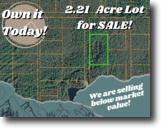 2.20-acre in Polk County, Florida!