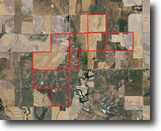 Kansas Farm Land 1 Acres Crop and Grass Land for Sale in KS