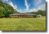 Brick ranch on 1 acre in Social Circle