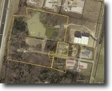Prime 20+ Acres Dixie Hwy. Com. Tracts