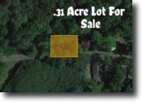 0.31 acres of Land. Enjoy your Life Here!