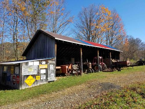 house & land farm owego ny wade hollow rd property
