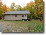 80 Acres Secluded Cabin 1124130