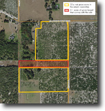 Florida Farm Land 40 Acres Citrus Grove Future Development Potential