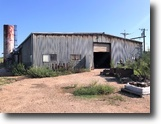 Texas Farm Land 4 Acres Metal Warehouse, Office Bldg, Property