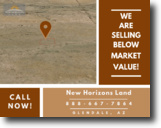 2.5 Acres for Sale in Mohave County AZ