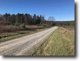 10 acres Ithaca NY bordering State Park