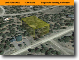 Affordable Colorado Lot Near The Mountains