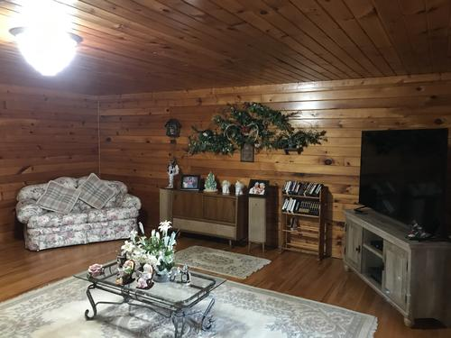 land log home marcellus ny frank gay property