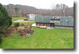 New York Land 1 Acres Log Home Swain NY 1 Fireside Dr Ski Resort