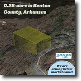 0.28 Acre - Build Your Dream Home Here!
