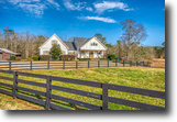 Stunning 5BR/3.5BA on over 6 acres