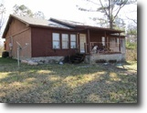 Tennessee Land 1 Acres 3BD/2BA Rustic Home On 0.71 Ac–Fixer Upper