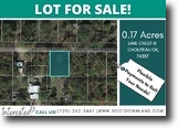 0.17 Acre Lot in Lake Crest, OK for $1,995