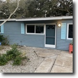 Florida Land 1 Square Feet Super clean, updated beach cottage