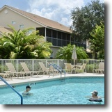 Florida Land 1 Square Feet Well maintained condo in a great community