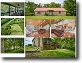 Kentucky Land 17 Acres 17+ac On The Cumberand River W/Home & Barn