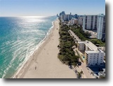 Florida Ranch Land 500 Square Feet Hollywood Beach Direct Ocean Front!